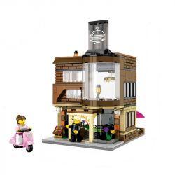 SEMBO SD6700 6700 Xếp hình kiểu Lego MINI MODULAR Sembo Block Khối Sembo 366 khối