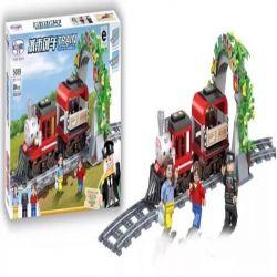 Winner 5089 (NOT Lego City Train ) Xếp hình Xe Lửa Số Hiệu 5089 364 khối