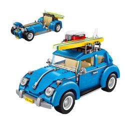 Loz 1114 (NOT Lego Car Classic Car-Styling Toys ) Xếp hình Mô Hình Xe Hơi Cổ Điển 1392 khối