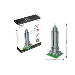 Weagle 2286 Mini Blocks Architecture Empire State Building Xếp hình Tòa Nhà Empire State 723 khối