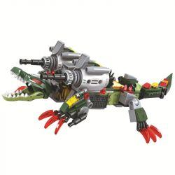 Winner 5059 (NOT Lego Crocodile Special Forces Armed Forces ) Xếp hình Đội Đặc Nhiệm Cá Sấu 310 khối