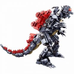 Sluban M38-B0783 (NOT Lego King of the Monsters Godzilla:king Of The Monsters ) Xếp hình Vua Quái Vật Godzilla 697 khối