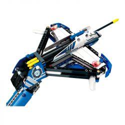 Sheng Yuan 7016 Lego Technic Block Gun Mk38 Steel Blood Sputum Xếp hình Súng Bắn Tên Của Siêu Anh Hùng 322 khối