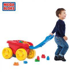 Mega Bloks Mega Bloks CNK33 Building Blocks Playset. Pink Xếp hình Xe Kéo Bộ Xếp Hình 20 Khối 20 khối