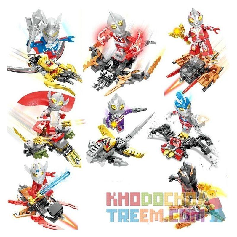SHENG YUAN SY 1258 SY1258 1258 SY1258-1 1258-1 SY1258-2 1258-2 SY1258-3 1258-3 SY1258-4 1258-4 SY1258-5 1258-5 SY1258-6 1258-6 SY1258-7 1258-7 SY1258-8 1258-8 Xếp hình kiểu Lego ULTRAMAN Universe Gian