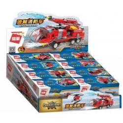 Enlighten 1805 1805-1 1805-2 1805-3 1805-4 1805-5 1805-6 1805-7 1805-8 Qman 1805 1805-1 1805-2 1805-3 1805-4 1805-5 1805-6 1805-7 1805-8 Xếp hình kiểu Lego FIRE RESCURE Combat Zones Jet 8 Combinations