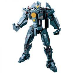 SLUBAN M38-B0726A B0726A 0726A M38B0726A 38-B0726A Xếp hình kiểu Lego Pacific Rim Gipsy Avenger Pacific Rim Revenge Người Máy Khổng Lồ 462 khối