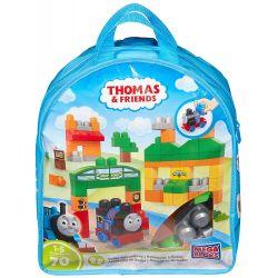 Mega bloks Mega Bloks DXH56 Thomas Sodor Adventures Bag Xếp hình Xếp Hình Túi Phiêu Lưu Thomas Sodor 70 khối