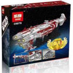 Lepin 05079 (NOT Lego Star wars Space Battleship ) Xếp hình Tàu Chiến Không Gian 7956 khối