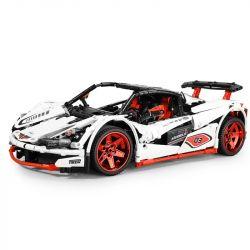 MOULDKING 13067 REBRICKABLE MOC-4562 4562 MOC4562 Xếp hình kiểu Lego TECHNIC ICARUS Supercar Icallos Super Sports Car Siêu Xe điều Khiển Từ Xa 1932 khối điều khiển từ xa