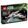 Lepin 05039 (NOT Lego Star wars 10240 Red Five X-Wing Starfighter ) Xếp hình Phi Thuyền Chiến Đấu Cánh Chữ X Màu Đỏ 1586 khối