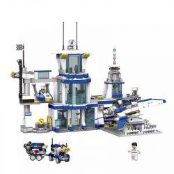 XINGBAO XB-16006 16006 XB16006 Xếp hình kiểu Lego Space Exploration Base Khám Phá Vũ Trụ 1158 khối