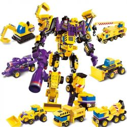 Enlighten 1401 1401-1 1401-2 1401-3 1401-4 1401-5 1401-6 1401-7 Qman 1401 1401-1 1401-2 1401-3 1401-4 1401-5 1401-6 1401-7 Xếp hình kiểu Lego TRANSFORMERS Creative Master Introduce The Century Creator