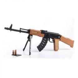 Ausini 22706 (NOT Lego Block Gun Ak47 Assault Rifle ) Xếp hình Súng Trường Ak47 617 khối