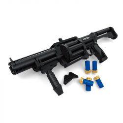 AUSINI 22709 Xếp hình kiểu Lego BLOCK GUN Striker Shotgun Súng Shotgun Ổ Xoay 373 khối