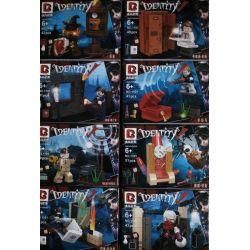 DA GAO 1101 Xếp hình kiểu Lego IDENTITY V Suvival Characters nhân vật trong tính cách thứ 5 349 khối