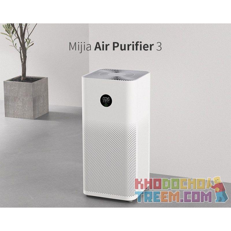 Máy lọc bụi PM2.5 trong không khí Xiaomi Mijia Air Purifier 3 Generation thế hệ 3 AC-M6-SC hiệu suất lớn hơn 29% thế hệ 2