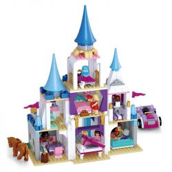 SLUBAN M38-B6010 B6010 6010 M38B6010 38-B6010 Xếp hình kiểu Lego FRIENDS Sapphire Castle Lâu đài công chúa 815 khối