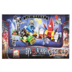 Elephant JX1163 (NOT Lego Identity V Survivors Into The Password Machine ) Xếp hình 6 Nhân Vật Trong Identity V lắp được 6 mẫu 266 khối