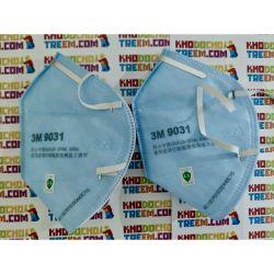 Khẩu trang 3M 9031 KN90 lọc hơn 90% bụi siêu mịn PM2.5 chính hãng mới hơn 3M 9001 toàn đồ giả