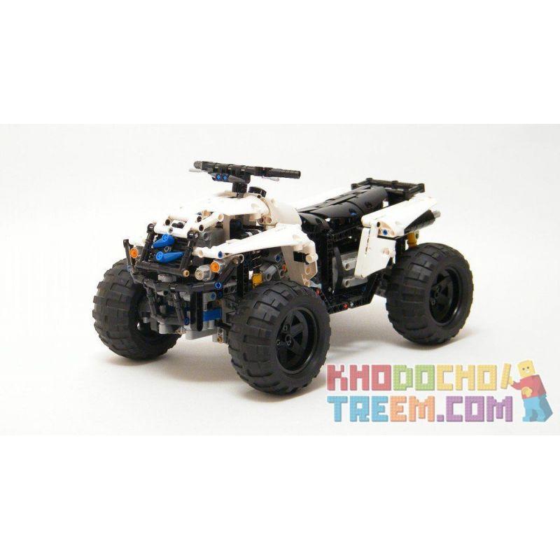 Decool 9403 Jisi 9403 Xếp hình kiểu Lego HERO FACTORY Surge 2.0 Hero Factory Sudoku 2.0 Surge 2.0 30 khối