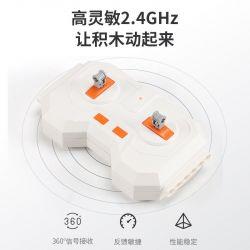 XINGBAO XB-21002 21002 XB21002 Xếp hình kiểu Lego TECHNIC Racing Car Xe đua 898 khối điều khiển từ xa