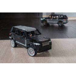 REBRICKABLE MOC-29991 29991 MOC29991 Xếp hình kiểu Lego TECHNIC Land Rover Range Rover Fashion Edition Land Rover Range Rover phiên bản thời trang 1654 khối