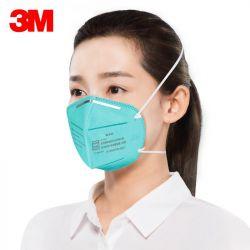 Khẩu trang 3M 9132 N95 lọc hơn 95% bụi siêu mịn PM2.5 có thể dùng làm khẩu trang phẫu thuật chống được máu và dịch người bệnh ở viện
