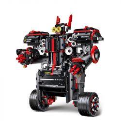 Mouldking 13028 (NOT Lego Technic Counter Balance Poise ) Xếp hình Người Máy Chiến Đấu 806 khối