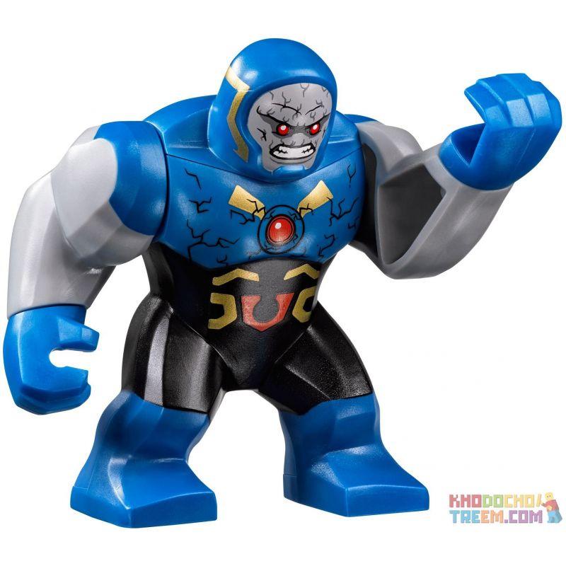 Decool 0229 Jisi 0229 Xếp hình kiểu Lego SUPER HEROES Darkseid Darkside Minifigure 4 khối