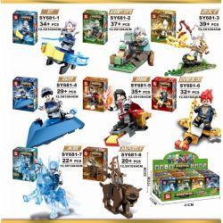 SHENG YUAN SY 681 SY681 SY681-1 681-1 SY681-2 681-2 SY681-3 681-3 SY681-4 681-4 SY681-5 681-5 SY681-6 681-6 SY681-7 681-7 SY681-8 681-8 Xếp hình kiểu Lego KING OF GLORY HEGEMONY Human Jar Carrier 8 Mo