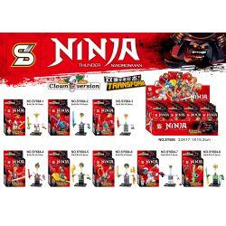 SHENG YUAN SY 684 SY684 SY684-1 684-1 SY684-2 684-2 SY684-3 684-3 SY684-4 684-4 SY684-5 684-5 SY684-6 684-6 SY684-7 684-7 SY684-8 684-8 Xếp hình kiểu THE LEGO NINJAGO MOVIE Ninja Thunder Swordsman Clo