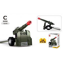 SLUBAN M38-B0596 B0596 0596 M38B0596 38-B0596 Xếp hình kiểu Lego LAND FORCES 2 Army Carrying Creative N Change 4 Xe Sáng Tạo N Thay đổi 4 Kiểu 169 khối