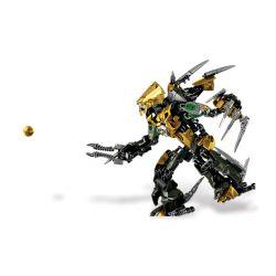 NOT Lego HERO FACTORY 2282 Rocka XL Hero Factory Loca , Decool 9688 Jisi 9688 Xếp hình Rocka XL 174 khối