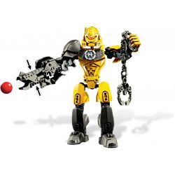 NOT Lego HERO FACTORY 6200-2 EVO Hero Factory Wings , Decool 9803 Jisi 9803 XSZ KSZ 604 Xếp hình EVO 36 khối