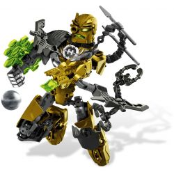 NOT Lego HERO FACTORY 6202 ROCKA Hero Factory Loca , XSZ KSZ 801 Xếp hình ROCKA 55 khối