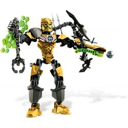 NOT Lego HERO FACTORY 6202 ROCKA, XSZ KSZ 801 Xếp hình 55 khối