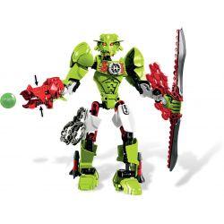 NOT Lego HERO FACTORY 6227 BREEZ, Decool 9904 Jisi 9904 XSZ KSZ 803 Xếp hình 55 khối