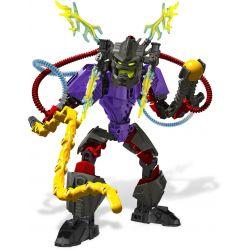 NOT Lego HERO FACTORY 6283 VOLTIX Hero Factory Volt Pressure , Decool 10103 Jisi 10103 Xếp hình VOLTIX 61 khối