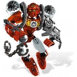 NOT Lego HERO FACTORY 6293 Furno Hero Factory Huaguang , XSZ KSZ 804 Xếp hình Furno 56 khối