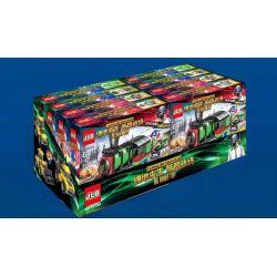 NOT Lego CREATOR 4918 Mini Flyers, Decool 3132 Jisi 3132 JLB 3D113-2 Xếp hình Tờ rơi mini 78 khối