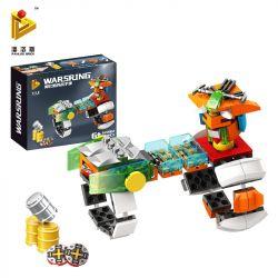 PanlosBrick 662002 662002A 662002B 662002C 662002D Panlos Brick 662002 662002A 662002B 662002C 662002D Xếp hình kiểu Lego WARS RING MOBIS WarsRing Mobis Counterpart Ring City City Happy Summer Camp 4
