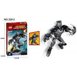 XSZ KSZ 328-2 Xếp hình kiểu Lego TECHNIC Panther Con beo 68 khối