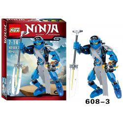 XSZ KSZ 608-3 Xếp hình kiểu Lego MARVEL SUPER HEROES Jay Walker 89 khối