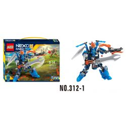 XSZ KSZ 312-1 Xếp hình kiểu Lego MARVEL SUPER HEROES Cree 167 khối