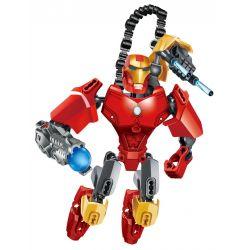 XSZ KSZ 507 Xếp hình kiểu Lego MARVEL SUPER HEROES Iron Man người Sắt 39 khối