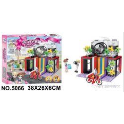 Winner 5066 Xếp hình kiểu Lego FRIENDS Lissee Partner Of Beauty Paradise Photo Studio Phòng ảnh 290 khối