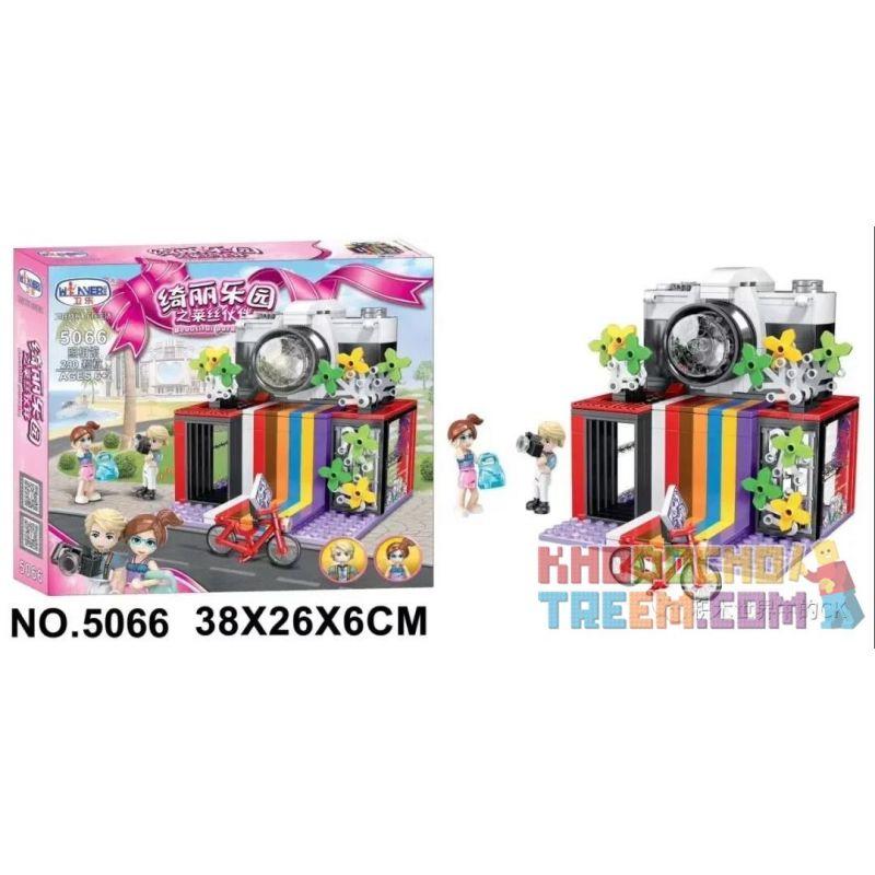 Winner 5066 Xếp hình kiểu Lego FRIENDS Photo Studio phòng ảnh 290 khối