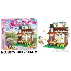 Winner 5075 Xếp hình kiểu Lego FRIENDS Lissee Partner Of Beauty Paradise Violin Shop Cửa Hàng Vĩ Cầm 286 khối
