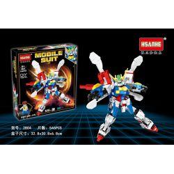 HSANHE 2804 Xếp hình kiểu Lego GUNDAM MS-God 546 khối
